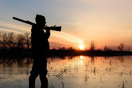 Hunting near Lake Okeechobee